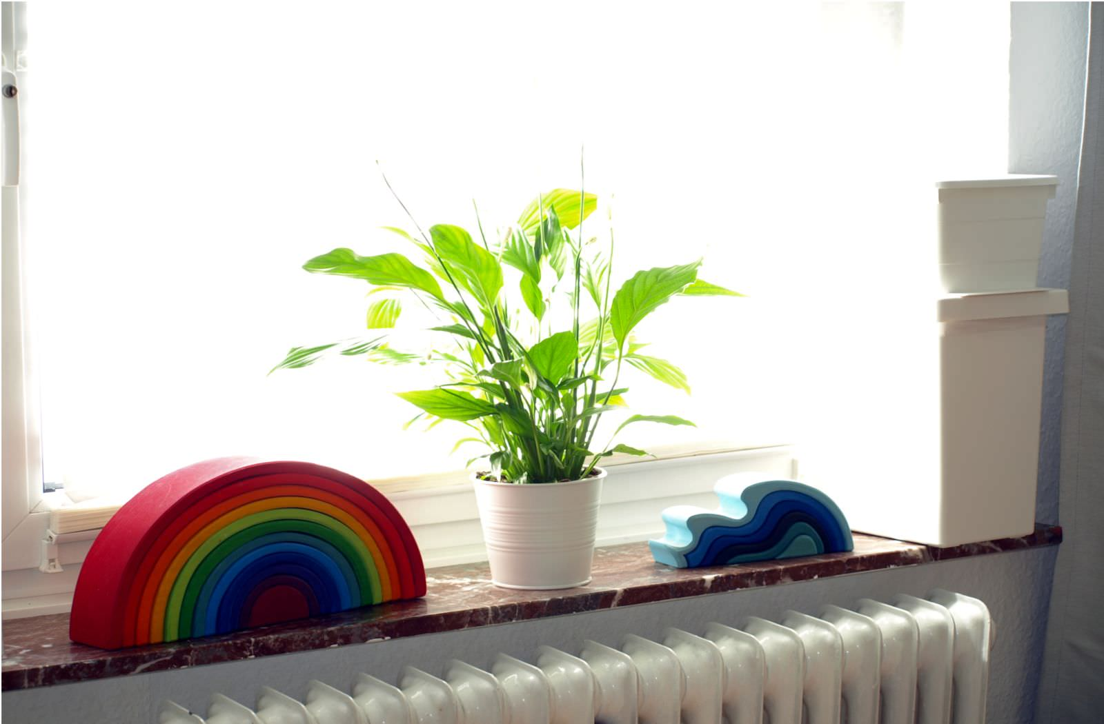 Michels Kinderzimmer mit 24 Monaten - Montessori Blog - MontiMinis
