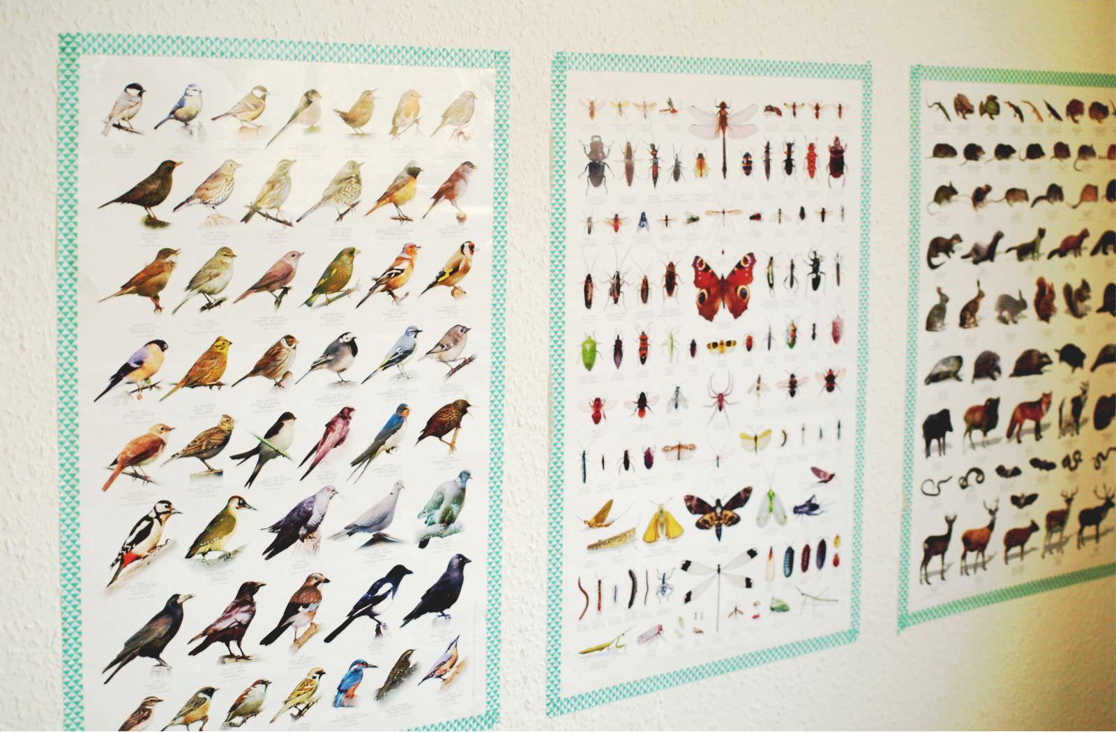 Michels Kinderzimmer mit 24 Monaten - Montessori Blog ...