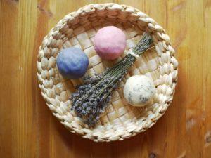 Lavendelknete in 3 Varianten | MontiMinis