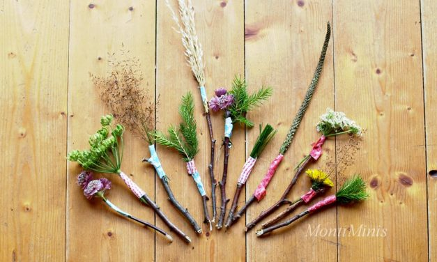 DIY-Naturpinsel selber machen