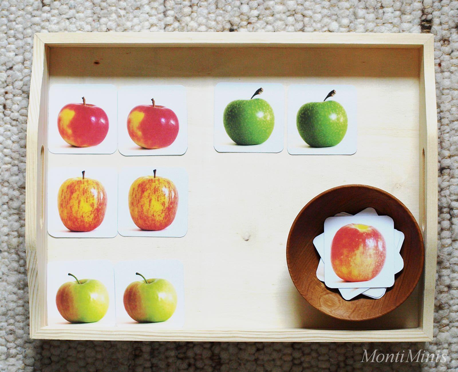 Apfel-Themenwoche- Plus Download - MontiMinis