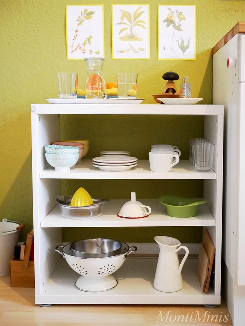 Schön Wand Küchenregale Uk Fotos - Ideen Für Die Küche Dekoration ...