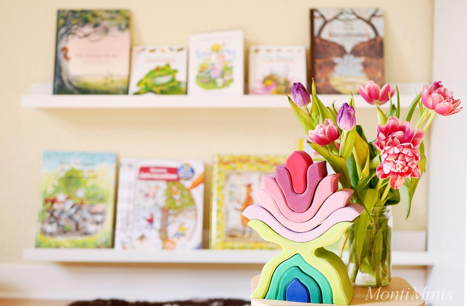 Schöne Kinderbücher für den Frühling