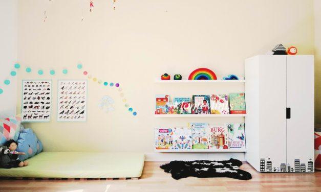 Michels Kinderzimmer mit 2,5 Jahren
