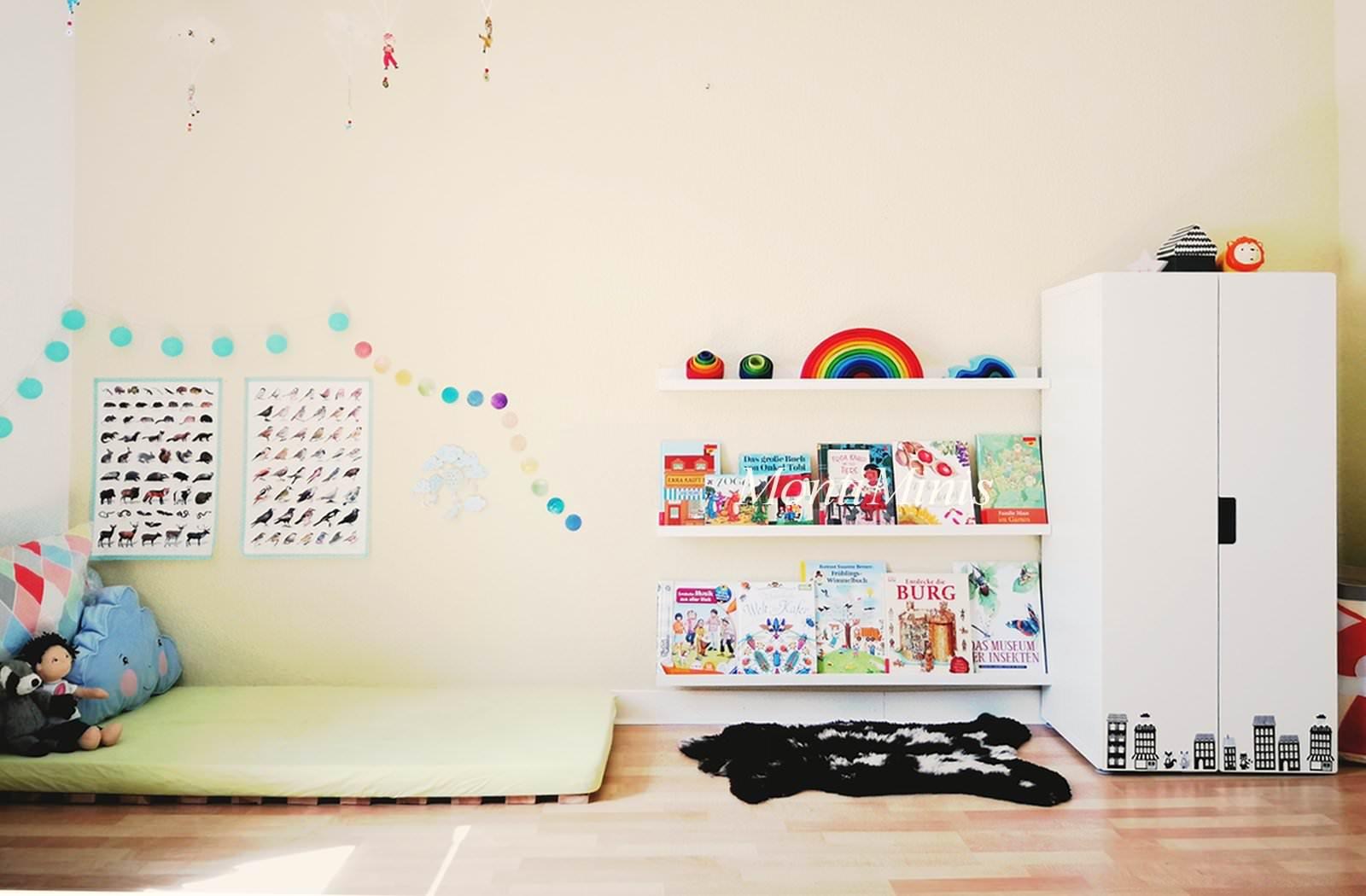 Michels Kinderzimmer mit 2,5 Jahren - Montessori Blog ...