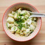 Schnelles Rezept für Kinder: Einfacher Eiersalat