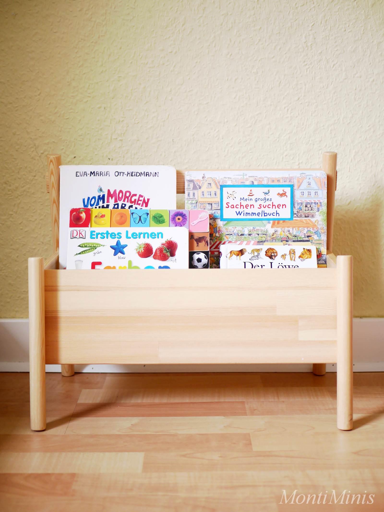 Montessori und Bücher - vom Umgang mit Büchern und ...