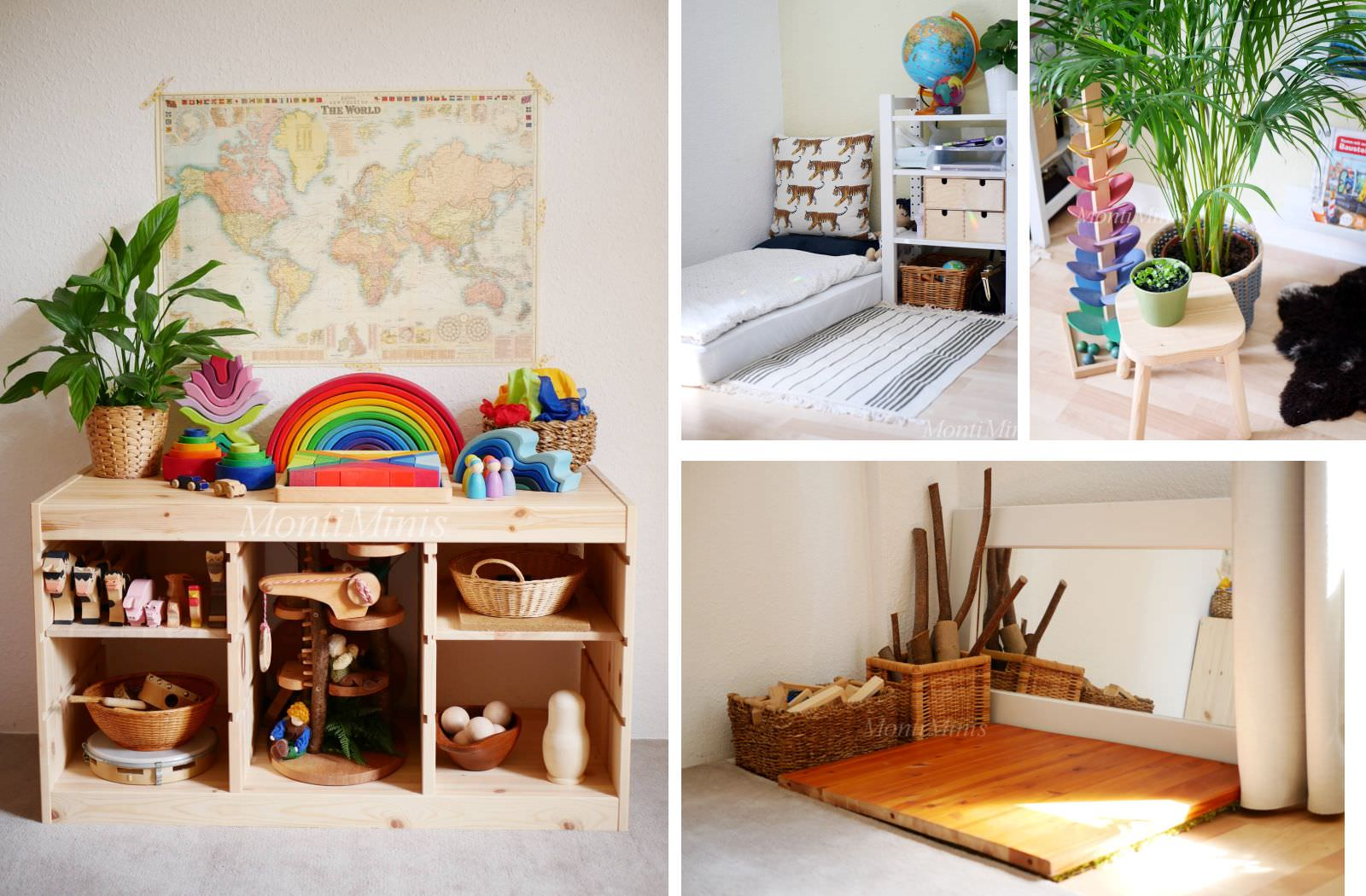 Neues aus michels kinderzimmer update mai 2018 montiminis for Montessori kinderzimmer