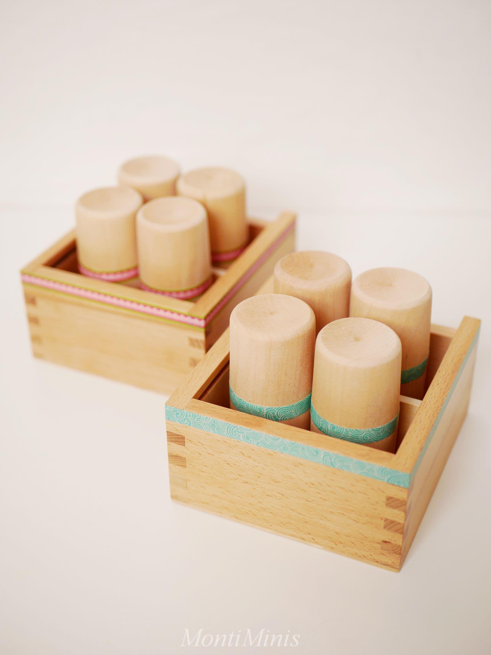 Gut gemocht DIY: Montessori Geräuschdosen (Anleitung & Spielideen LN49