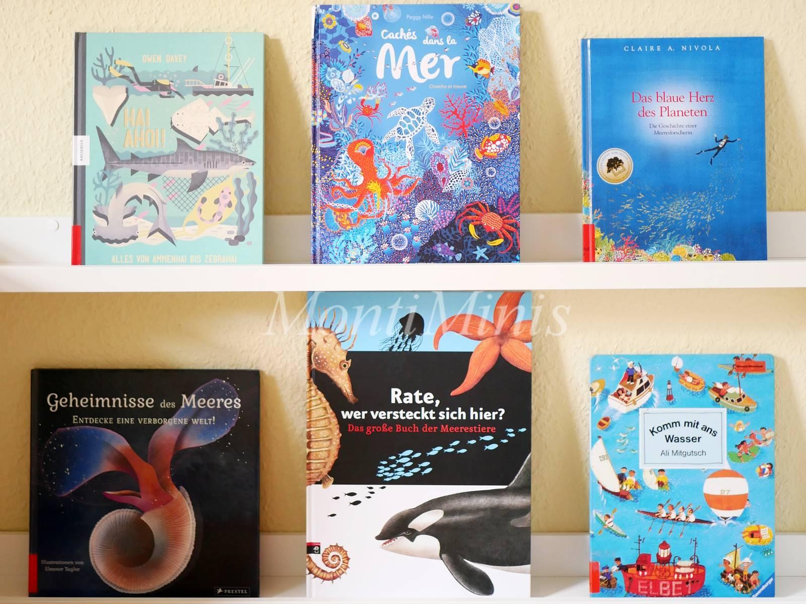 Wir lesen gerade: Bücher über das Meer