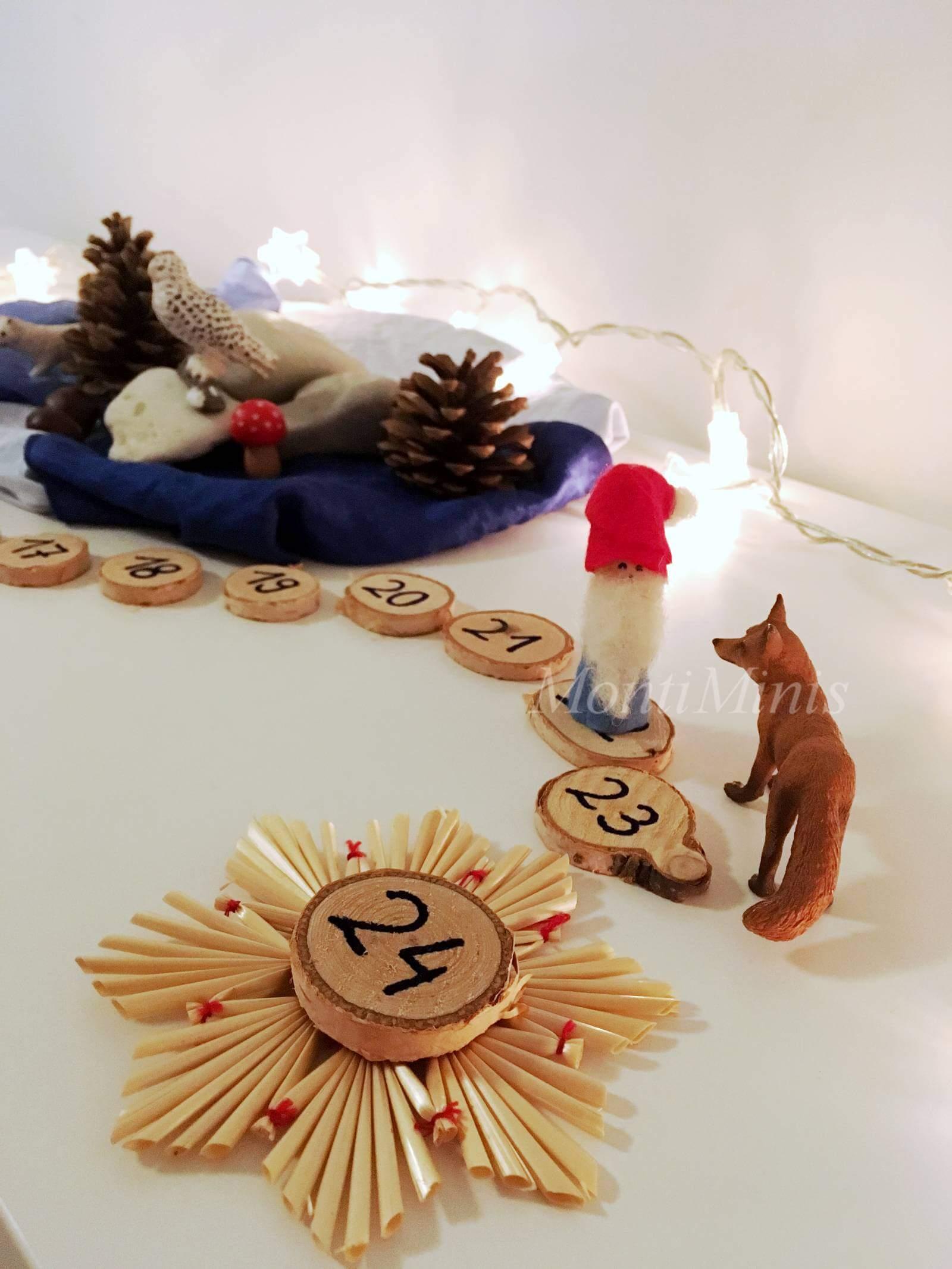 Diy Adventskalender Ideen Ohne Süßes Und Spielzeug
