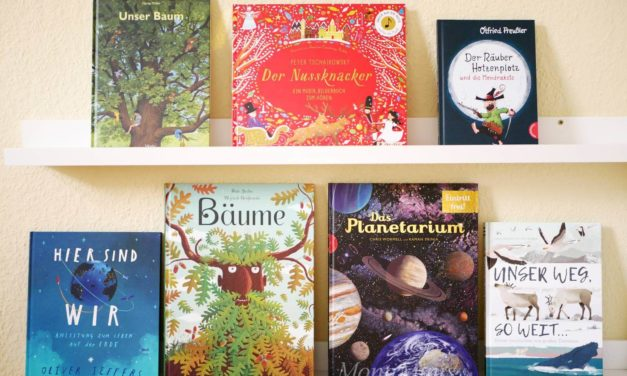 Wir lesen bald...Buchtipps (nicht nur) für Weihnachten - MontiMinis