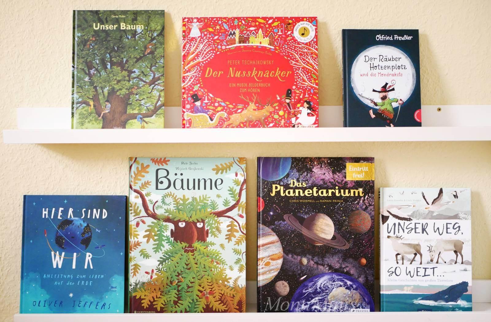 Wir lesen bald…Buchtipps (nicht nur) für Weihnachten
