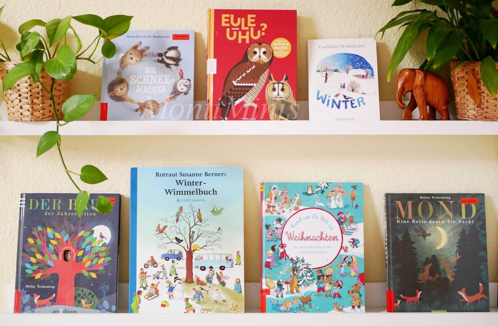 Wir lesen gerade…Ende November, der Winter hält Einzug