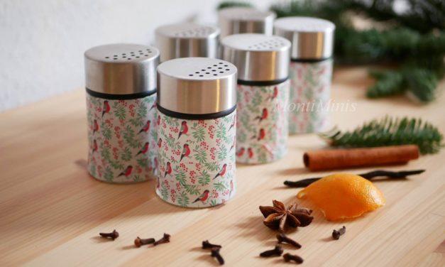 DIY: Montessori Geruchsgläser (Anleitung & Spielideen)