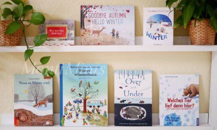 Wir lesen gerade…Unsere liebsten Winterbücher für Kinder