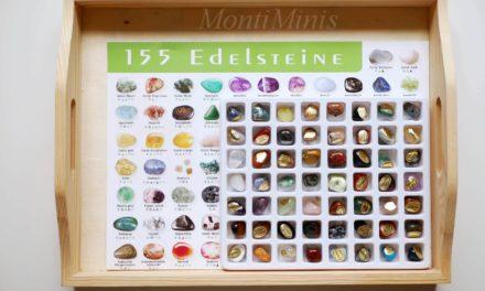 Aktuell auf ihrem Regal: Mineralien, Edelsteine und andere Gesteine