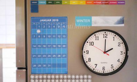 Der MontiMinis Kalender 2019 ist da!