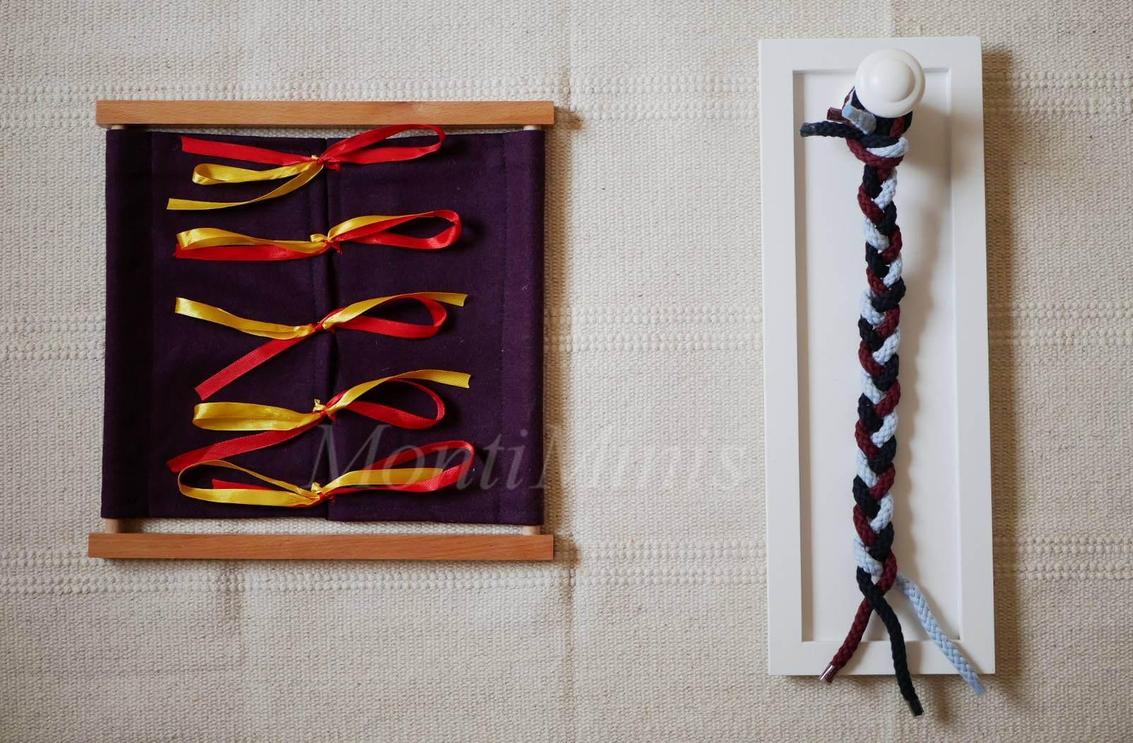 Vom Schleifen binden und Flechten lernen (inkl. DIY)