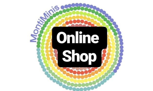 NEU: Der MontiMinis Online Shop