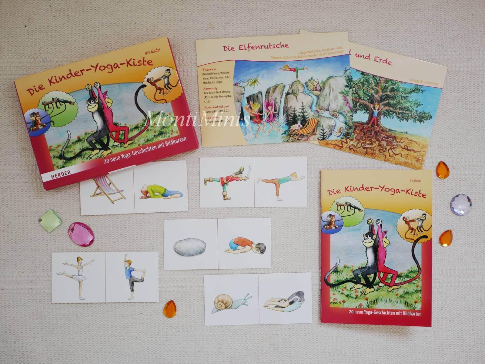 Montessori Zuhause: Eine Ruheoase für Kinder zum Lesen und Entspannen, Achtsamkeit, Kinderyoga, Kinder Yoga Kiste, Waldorf - montiminis.com