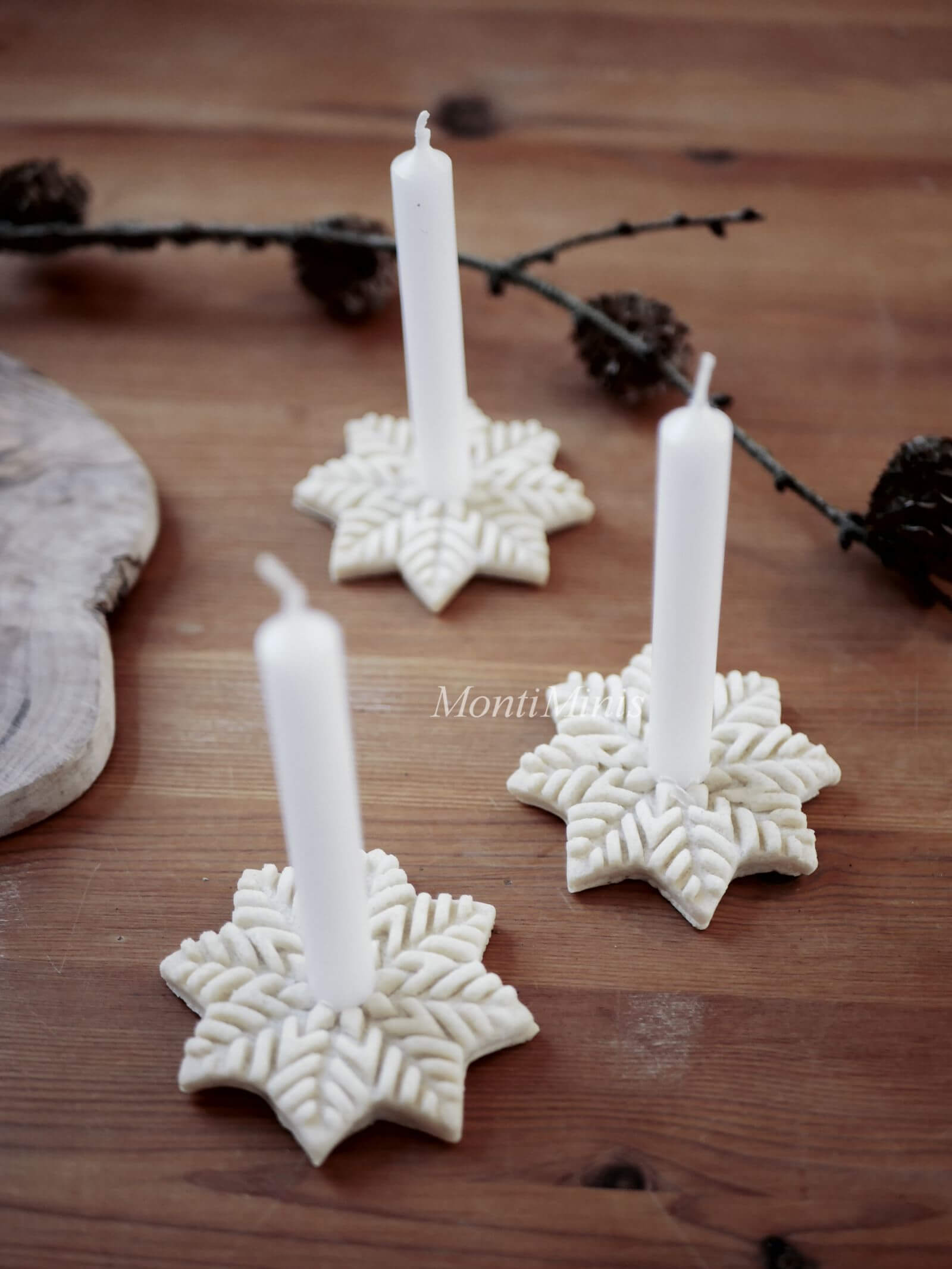 Wunschlist, Licht der Hoffnung, Wunschkerze, Kerzen DIY, Geschenktipp, Winterbastelei, Bastelidee, MontiMinis.com